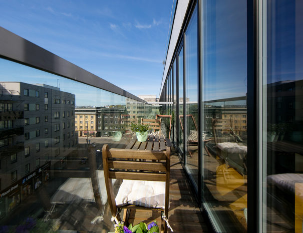 11.Dream Stay - Sunset Balcony Apartment with Bath