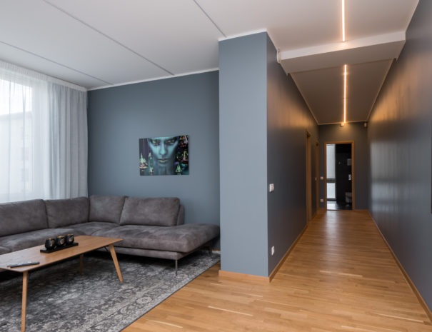 7. Dream Stay - Modern Family Apartment