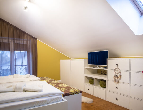 Dream Stay - Penthouse Apartment with Balcony near Old Town25