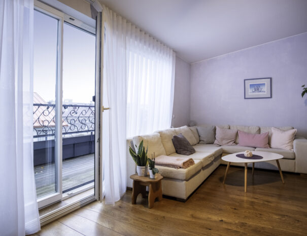 Dream Stay - Penthouse Apartment with Balcony near Old Town32
