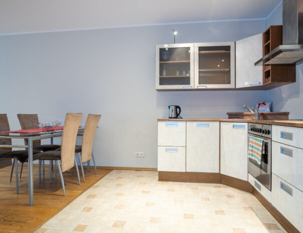 Dream Stay - One bedroom apartment on Old Town border4