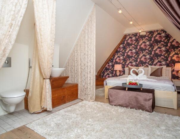 3Dream Stay - Rataskaevu Boutique with Balcony _ Fireplace